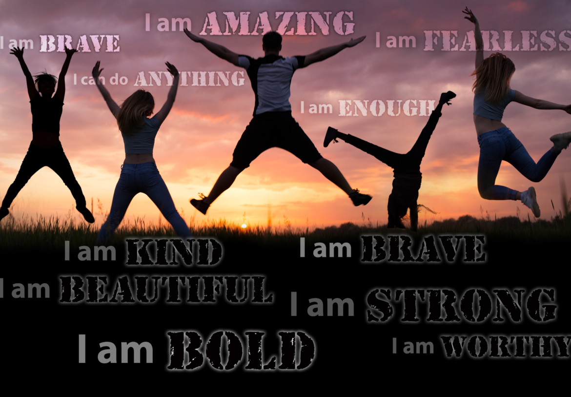 10 Affirmations to Raise STRONG kids with Raising STRONG Boot Camps
